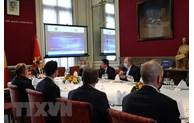 比利时企业希望加强对越南市场的投资