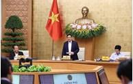 越南政府总理和各位副总理工作任务分工