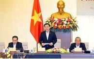 国会主席王廷惠主持召开国家选举委员会第五次会议