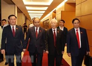 马来西亚媒体:越南新一届领导班子将力促国家经济稳定增长