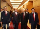 各国领导人继续向越南国家新领导班子致贺电