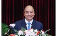 国家主席阮春福获中央推荐为胡志明市国会代表候选人