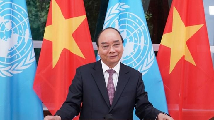 越南国家主席阮春福将主持联合国安理会高级别公开辩论会