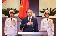外国领导人电贺越南新一届领导人