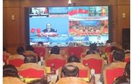 2021年越南边境四省省委书记与中国广西党委书记新春会晤以视频方式举行