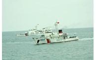 2021年第一次越中北部湾联合巡逻活动结束