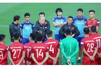 2022年世界杯亚洲区预选赛:主教练朴恒绪召集37名球员参加集训