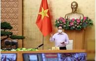 越南政府总理范明正:全力神速进攻,尽快控制疫情