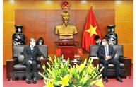 越南工贸部长建议中方为越南龙眼和荔枝输往中国创造便利条件