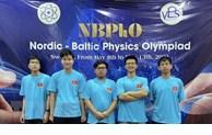 4名河内学生在北欧-波罗的海物理奥赛中获奖
