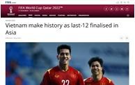 2022年世界杯预选赛:FIFA对越南国足的历史性胜利印象深刻