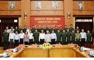 阮富仲总书记:致力建设绝对忠诚于祖国、党、国家和人民的军队