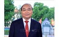 越南国家主席阮春福盛赞新闻媒体在疫情防控阻击战中所发挥的作用