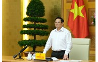 范明正总理:越南须保卫防疫成果并将其发扬光大
