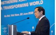 越南外交部部长裴青山主持亚欧会议高级政策对话