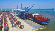 今年上半年越南各港口货物吞吐量同比增加22%
