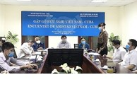 越南-古巴举行友好见面会