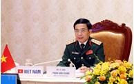 越南国防部长潘文江出席第 9 届莫斯科国际安全会议