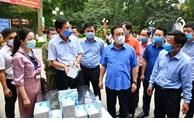 河内市成立10个工作组支援当地疫情热区防疫工作