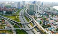 胡志明市拨出970万亿越盾来发展交通基础设施