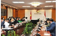 越南工贸部提出越南与印尼贸易合作疏困措施