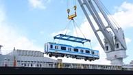 胡志明市在新冠肺炎疫情之下成功进口地铁列车