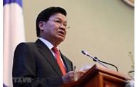 老挝媒体:越老特殊团结和友谊源远流长