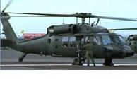 """菲律宾空军一架""""黑鹰""""直升机坠毁  机上6人全部死亡"""