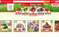 越南多省农产品走上Sendo电商平台