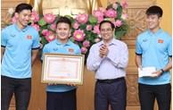 政府总理范明正:体育有助于加强民族大团结 展现越南人意志和毅力