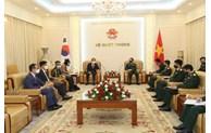 韩国升级与东盟的自由贸易协定