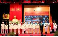 阮春福主席:国家安全力量应成为捍卫和发展国家的重要资源