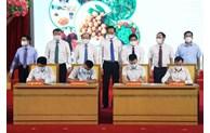 中国驻越南大使馆经济商务参赞:愿为越南农产品出口中国创造便利条件