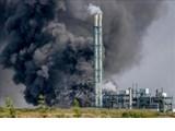 德国一化学工业园爆炸致一死多伤