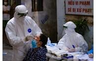 河内市将加快高风险地区和人群的新冠病毒检测进度