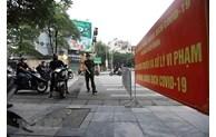河内市:九·二国庆假期收紧疫情防控管理措施