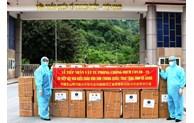 越南河江省与中国云南省文山州进一步加强传统友好合作关系