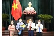 政府总理对潘文买同志当选胡志明市人民委员会主席的选举结果作出批复
