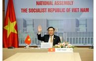 促进越南和泰国战略伙伴关系