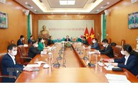 推进越南和中国在理论研究和宣传方面的合作