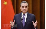 中国外长王毅将于9月10日至12日对越南进行访问
