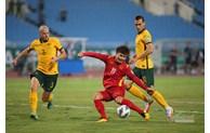 FIFA:越南球队表现得十分顽强,发扬了勇于拼搏的精神