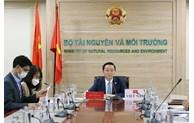 越韩两国加强环保领域合作