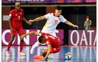 2021国际足联室内五人制足球世界杯: 越南队3-2击败巴拿马队