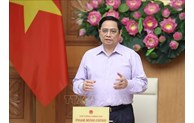 范明正总理主持召开2021年公共投资资金到位会议