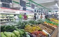 今年8月份河内市消费价格指数继续上涨