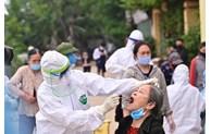 3日上午,河内新增新冠肺炎确诊病例13例