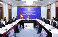越南与中国加强打击犯罪的合作