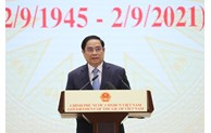 政府总理范明正主持越南社会主义共和国国庆76周年纪念典礼
