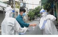 为胡志明市在疫情防控工作中取得诸多成绩的个人追授劳动勋章和奖状